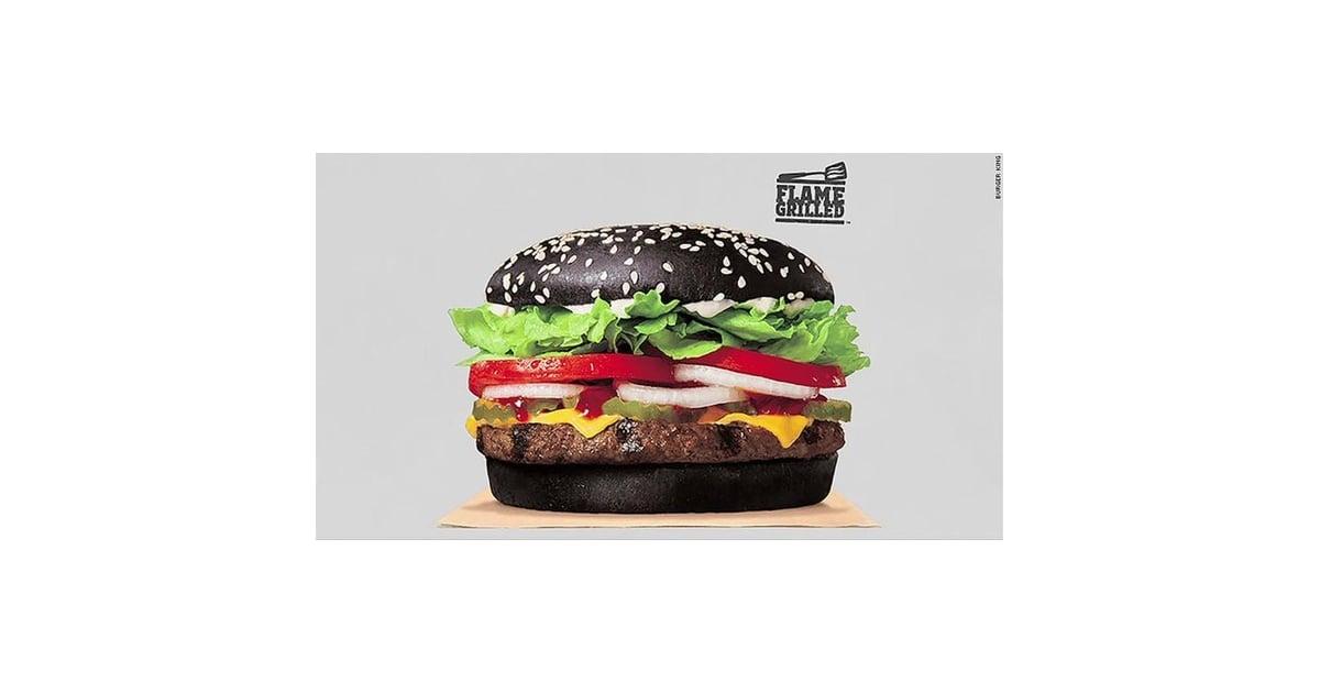 Burger King: Halloween Burger | Best Fast Food News of 2015 ...