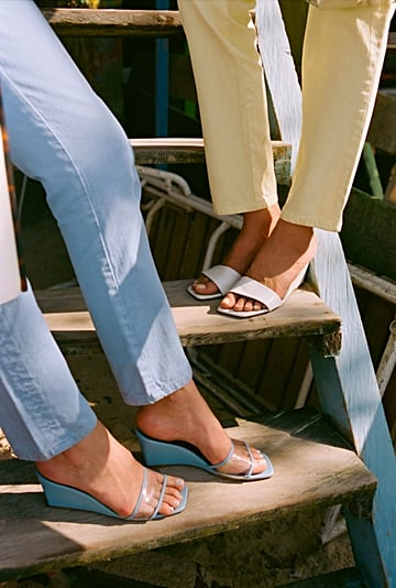 Sandals Trends For Spring and Summer 2019