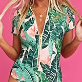 Show Me Your Mumu X Barbie - Pipeline Zip One Piece