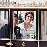 Will Princess Eugenie Take Jack Brooksbank's Last Name?