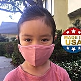Kids 3D Mask With Filter Pocket