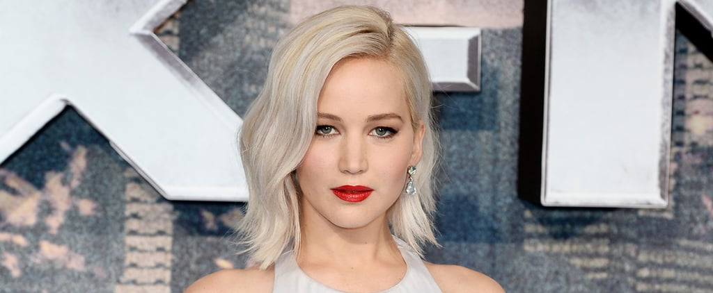 Jennifer Lawrence's White-Hot Appearance on the X-Men: Apocalypse Red Carpet Will Stop You in Your Tracks
