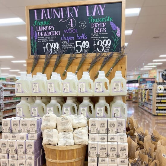 Trader Joe's Lavender Laundry Products Helped My Anxiety
