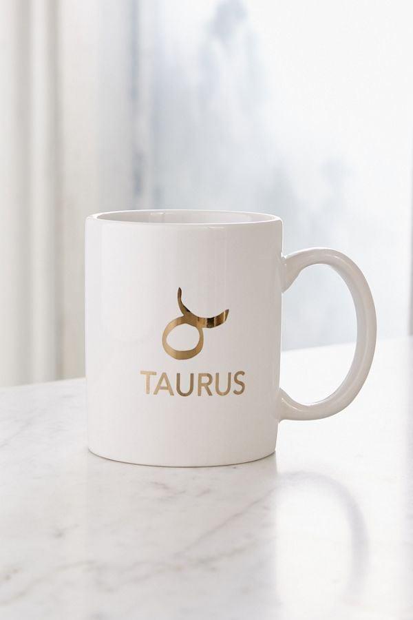 Foiled Zodiac Mug