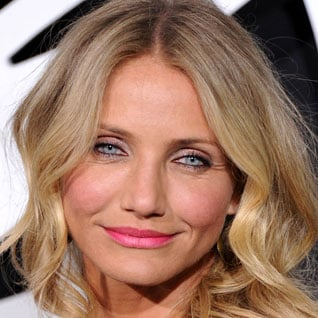 Cameron Diaz Wears Pink Lipstick With a Red Dress to Green Hornet LA Premiere: Would You?