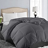 Easeland All Season Queen Soft Quilted Down-Alternative Comforter