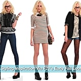 Fab Styling Inspiration Via Forever 21's Early Fall Looks