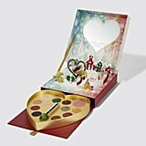 Pur The Grinch Good Enough to Steal 12-Piece Collector's Face Palette & Color-Changing Lip Balm Set