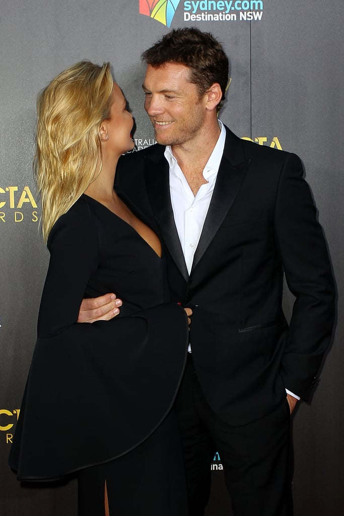See Lara Bingle's AACTA Dress From All Angles