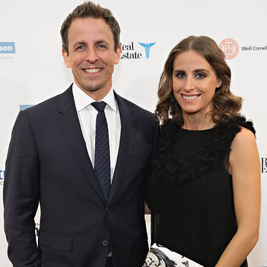 Seth Meyers and Wife Alexi Ashe Expecting Their First Child