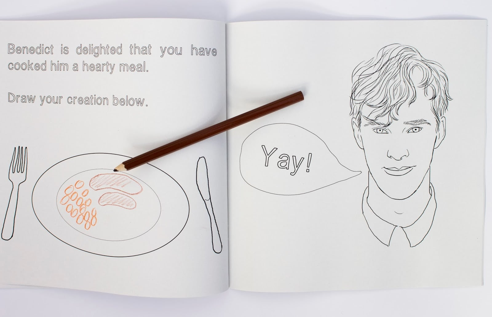 So much pressure to cook the right meal.  Source: I Love Mel