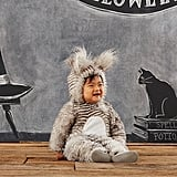 Baby Squirrel Woodland Costume