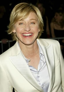 Quip Stop: Ellen DeGeneres