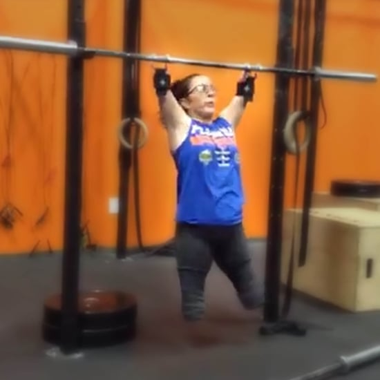CrossFit Athlete Born Without Arms and Legs | Video