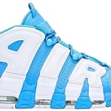 Nike More Uptempo 96 University Blue Sneakers