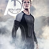 Sam Claflin plays Finnick, a former Hunger Games victor competing in the Quarter Quell.