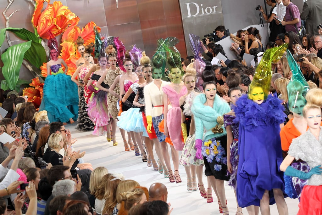 Photos of Christian Dior Couture Show Autumn Winter 2010 in Paris 2010-07-05 10:00:16