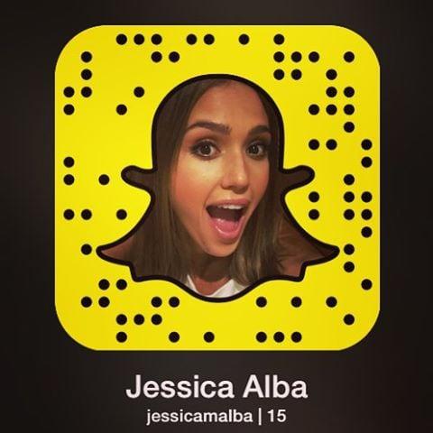 Jessica Alba on Snapchat: jessicamalba