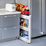 Everyday Home Portable Shelving Unit Organizer