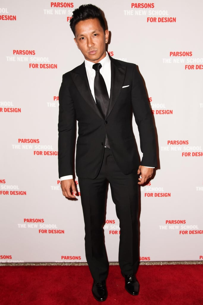 Prabal Gurung at a Parsons benefit honoring Bonnie Brooks and Proenza Schouler in New York. Source: Matteo Prandoni/BFAnyc.com