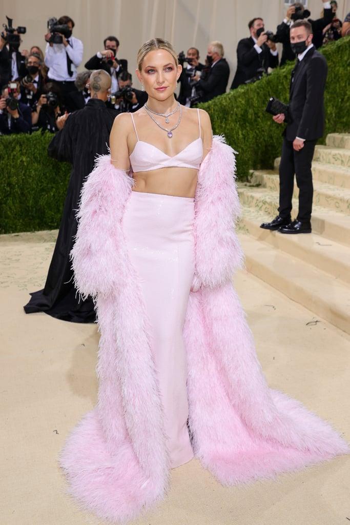 Kate Hudson at the 2021 Met Gala