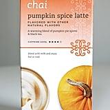 Tazo Chai Pumpkin Spice Latte