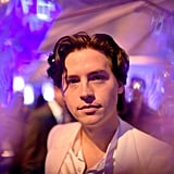 Cole Sprouse at the Vanity Fair Oscars Party