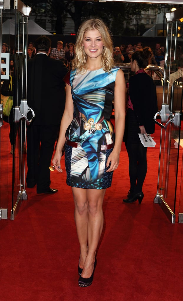 Rosamund Pike Rosamund Pike S Best Red Carpet Fashion