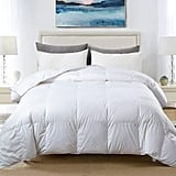 Cosybay Cotton Quilted Down Comforter