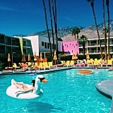 . . . Soaked Up the Sun in Palm Springs