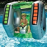 Starfighter Super Squirter Inflatable Pool Toy