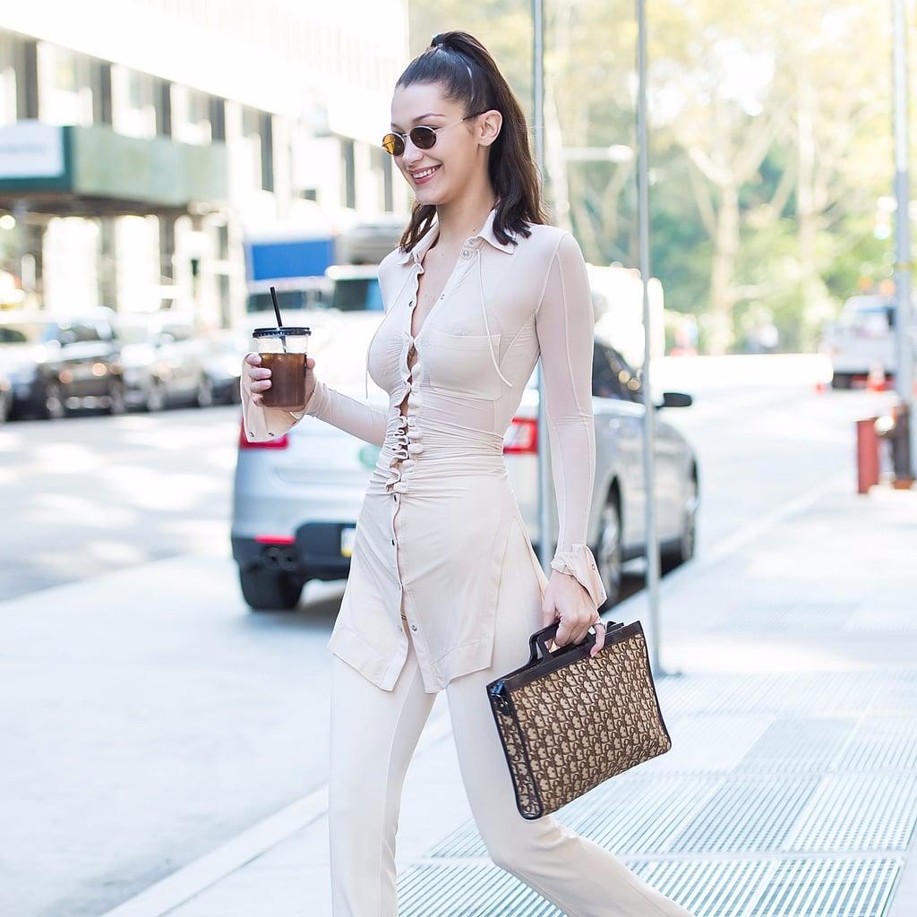 Bella Hadid's Dior Bag 2017