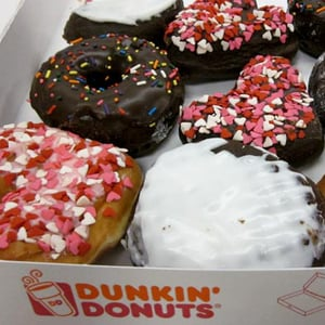 Food Review: Dunkin' Donuts's New Cocoa Yeast Donuts
