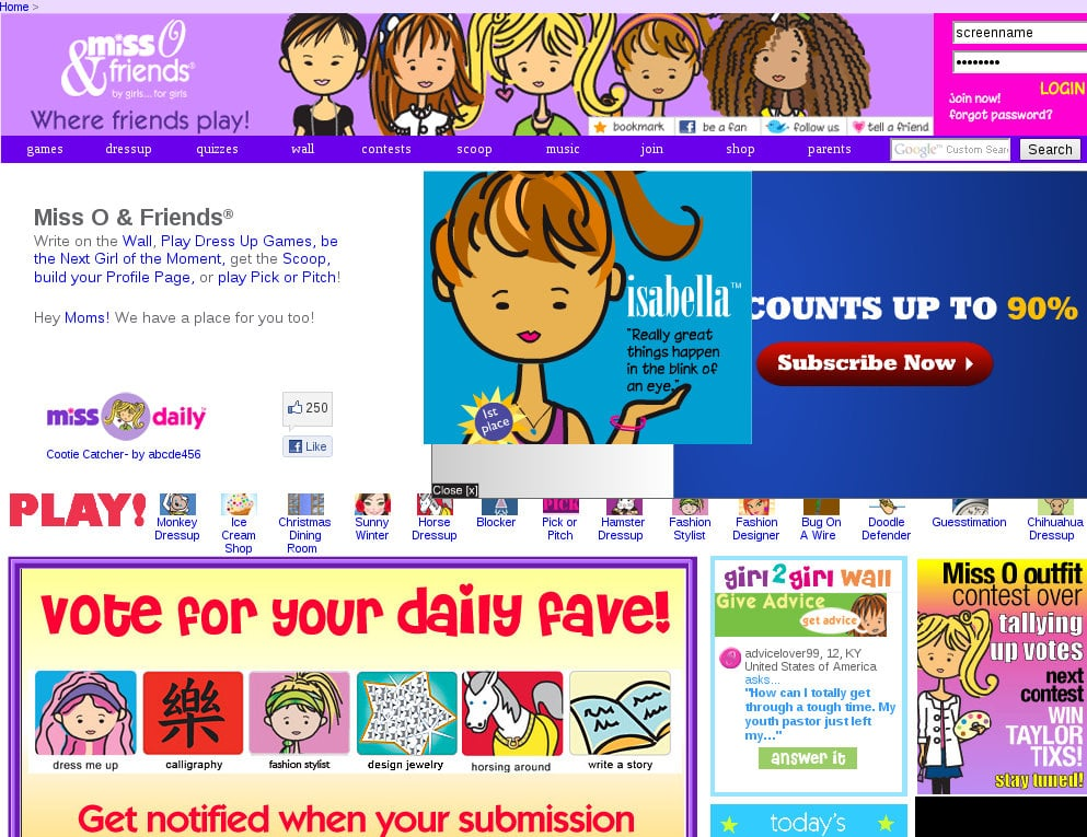 Chat sites for tweens