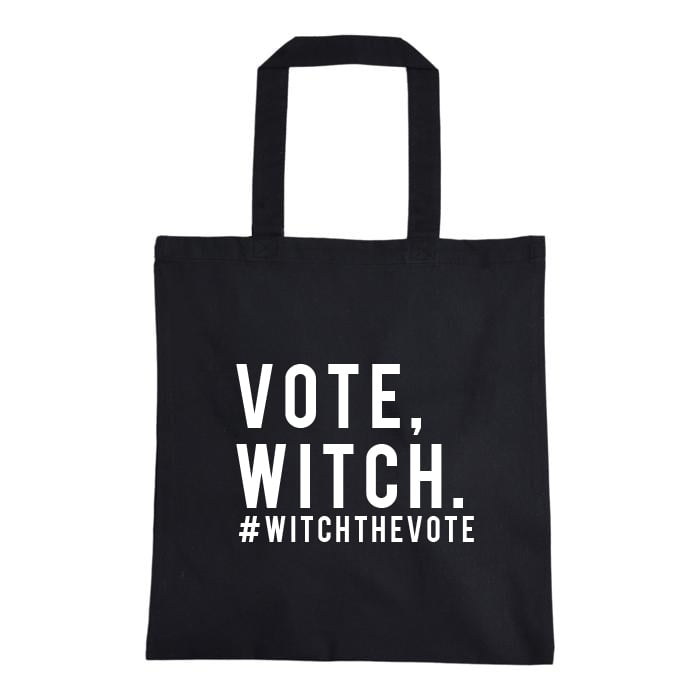 Vote Witch Tote