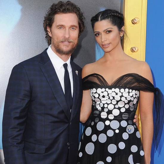 Matthew McConaughey on Being Faithful to Camila Alves