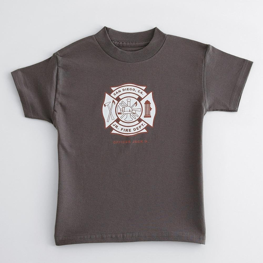 Customized Firefighter Tee ($20)