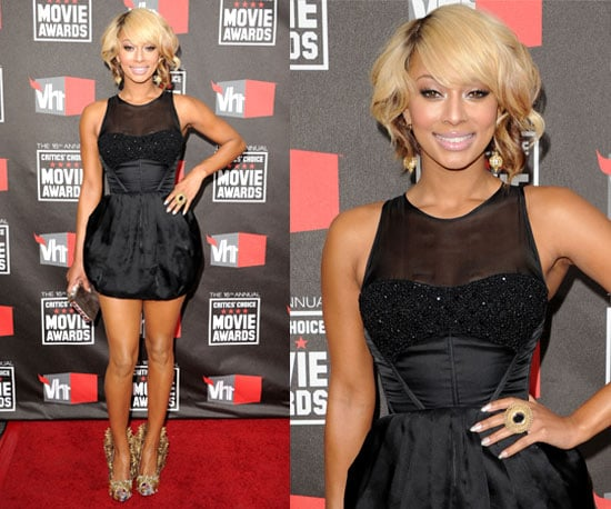 Keri Hilson at 2011 Critics' Choice Awards 2011-01-14 17:33:14