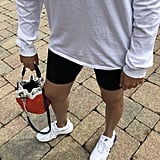 How to Style Biker Shorts