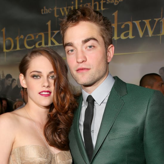 Kristen Stewart on Petition to Be Robert Pattinson's Joker