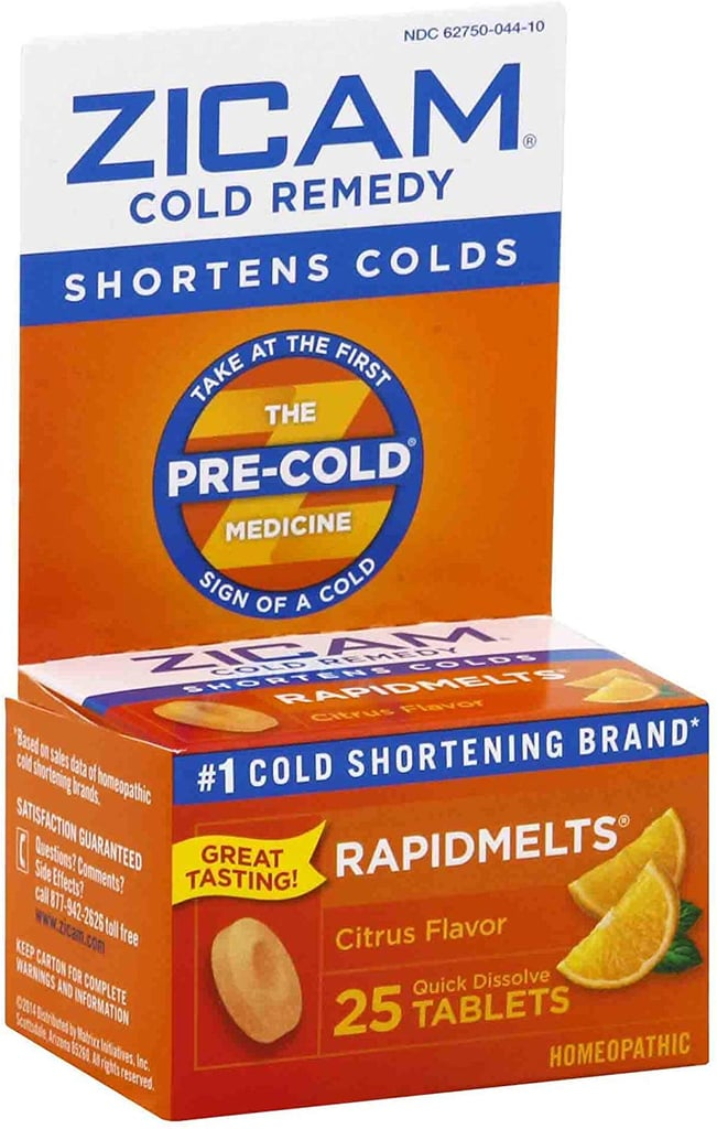 Zicam Cold Remedy Rapidmelts