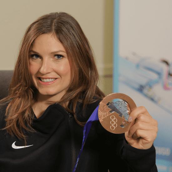 Julia Mancuso Olympic Skiing Interview
