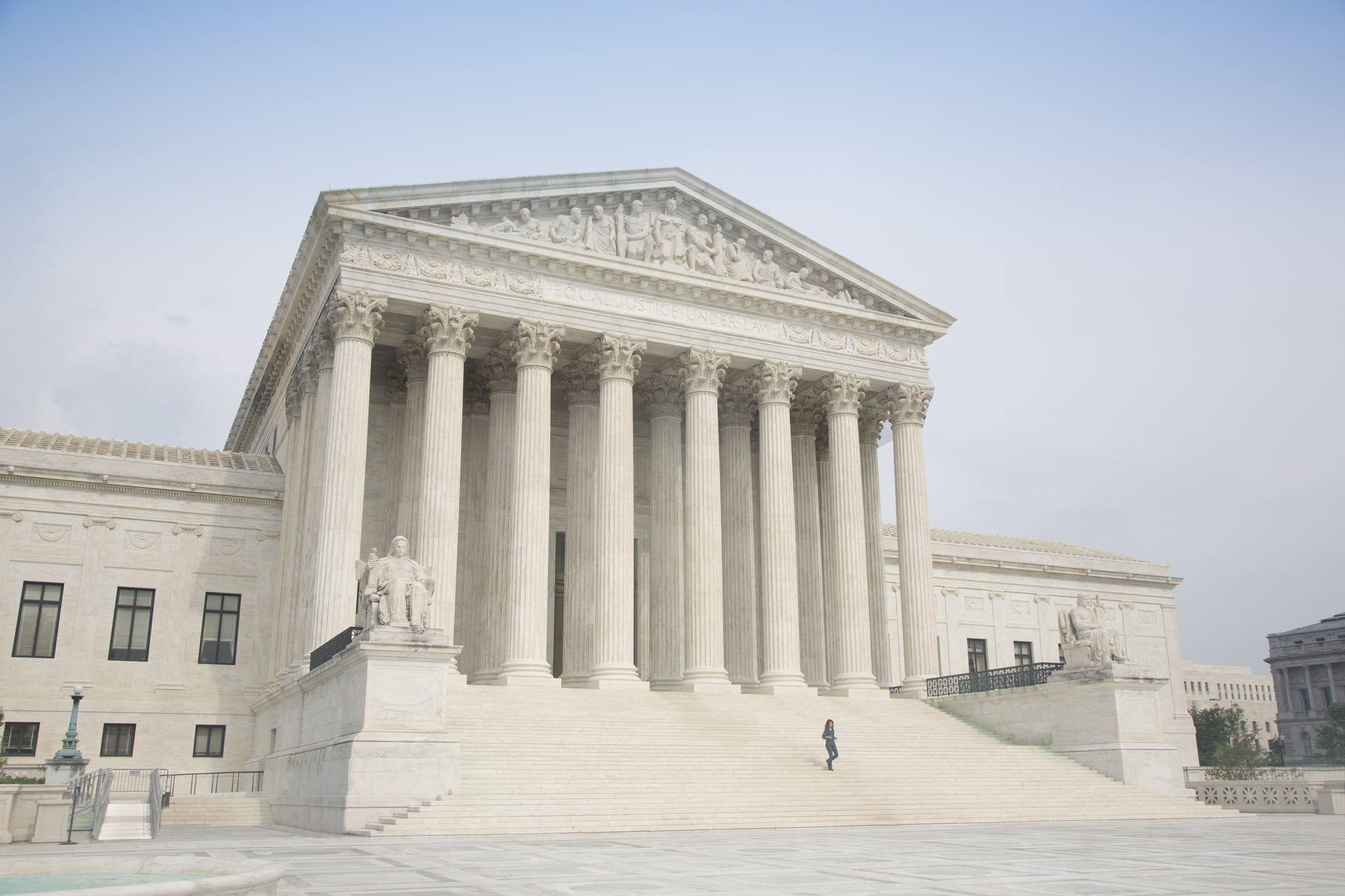 The Supreme court of United States of America.