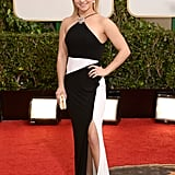 Hayden Panettiere at the Golden Globes 2014