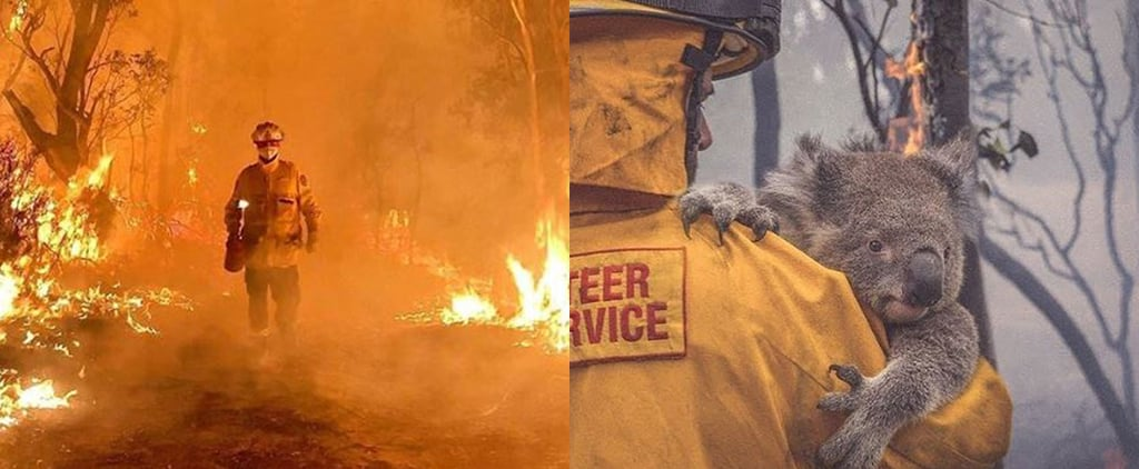 Photos of Australian Bushfires 2020