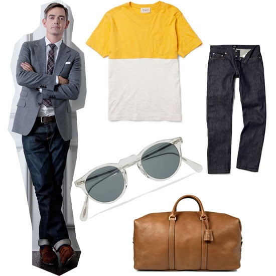 14b03add2bb Mr Porter Buying Director Toby Bateman on Men's Style, Gift Giving and  Father's Day