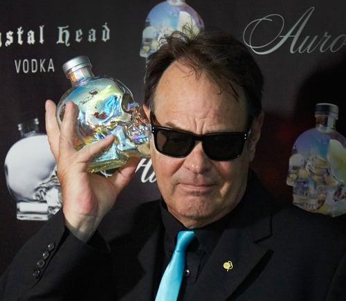 Photo Credit: Crystal Head Vodka