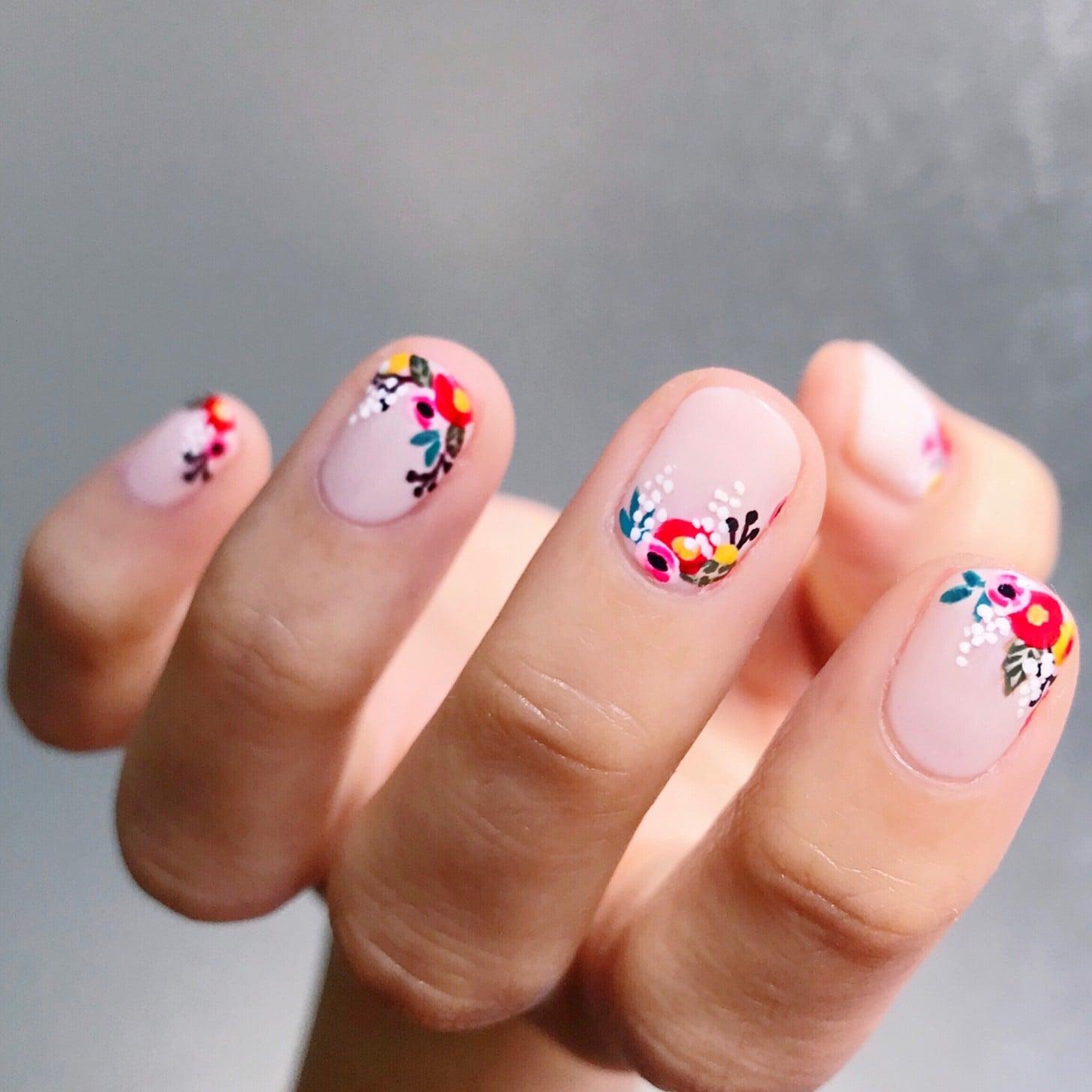 Nail Art Inspiration 2018 | POPSUGAR Beauty