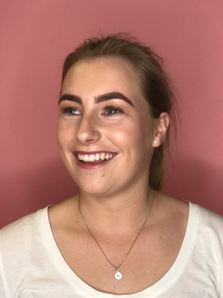 The Bow Down Brow 1 by Hannah Terrett, Benefit Australia's National Brow Artist