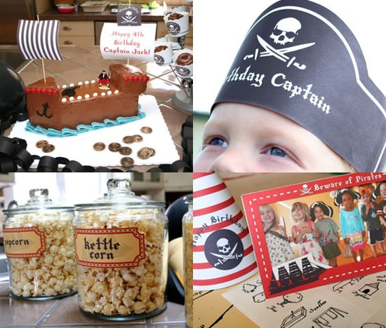 A Pirates of the Caribbean Party
